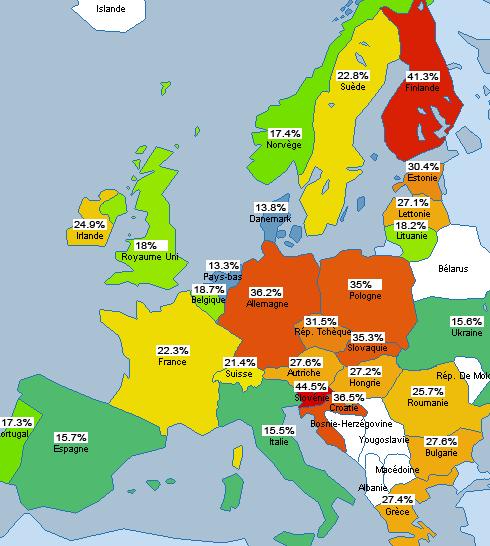 Firefox v Európe